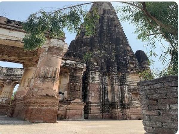 Shawala Teja Singh temple (Image Source: ANI)