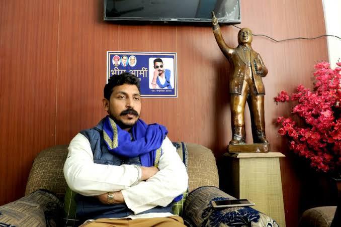 Chandra Shekhar Aazaad Bhim Army