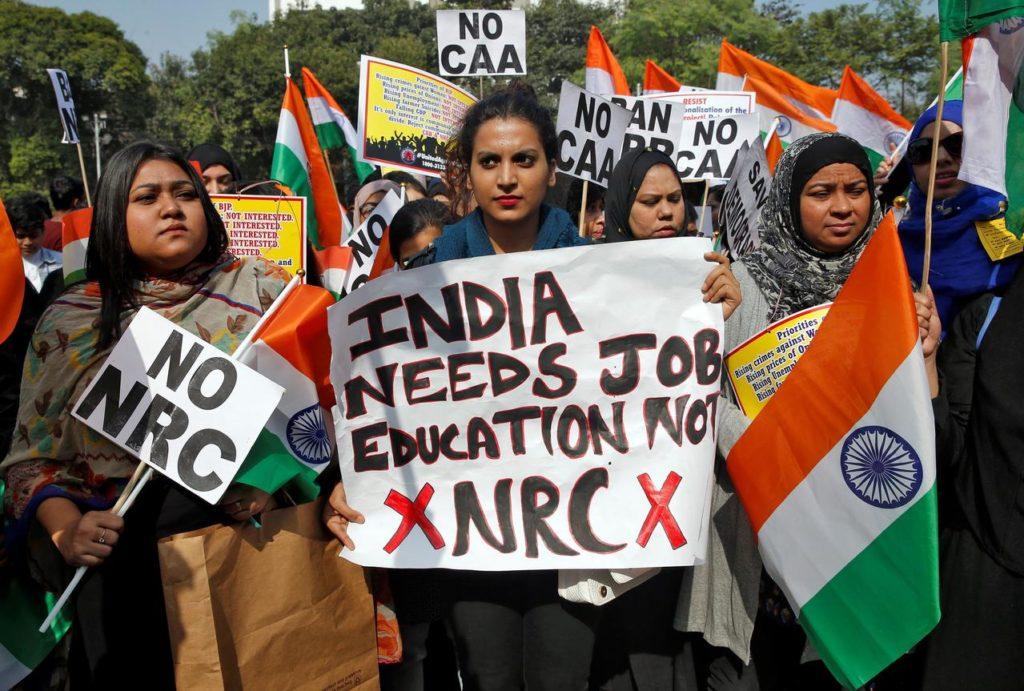 Kolkata Protests