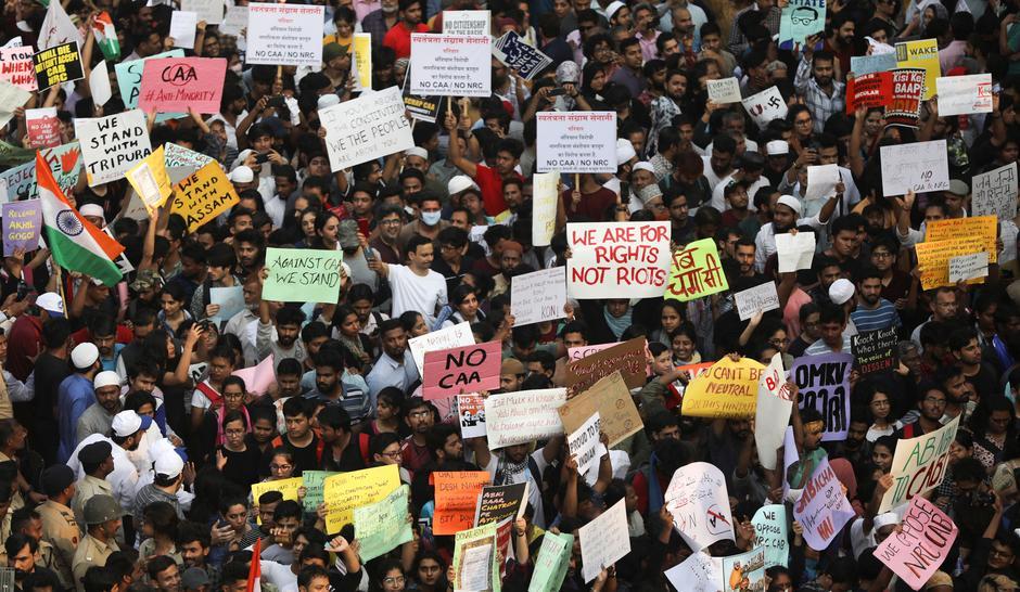 Student Protest Mumbai